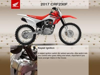 2017 Honda® CRF230F Base | MotoSport Hillsboro | Hillsboro, OR